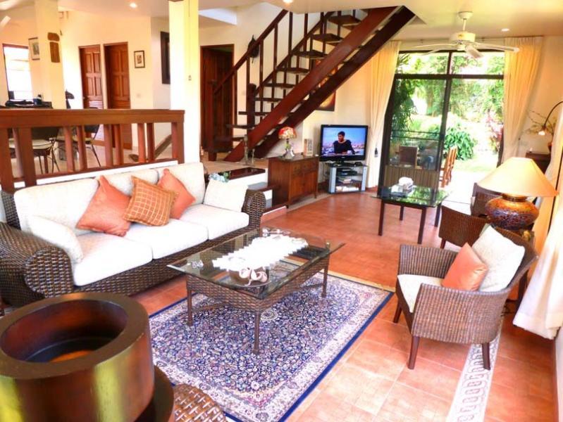 Living room toward terrace door