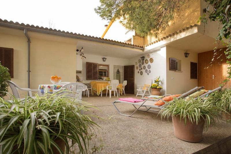 Holiday Villa in Alcudia, 340, holiday rental in Alcudia