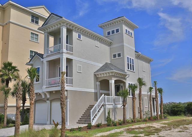 Atlantic Star in Cinnamon Beach!   Direct Oceanfront Private Home Paradise!, location de vacances à Palm Coast
