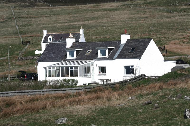 An Grianan, holiday rental in Caithness and Sutherland