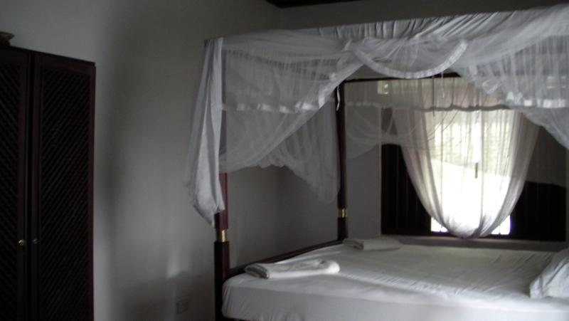 Camera da letto nella casa principale