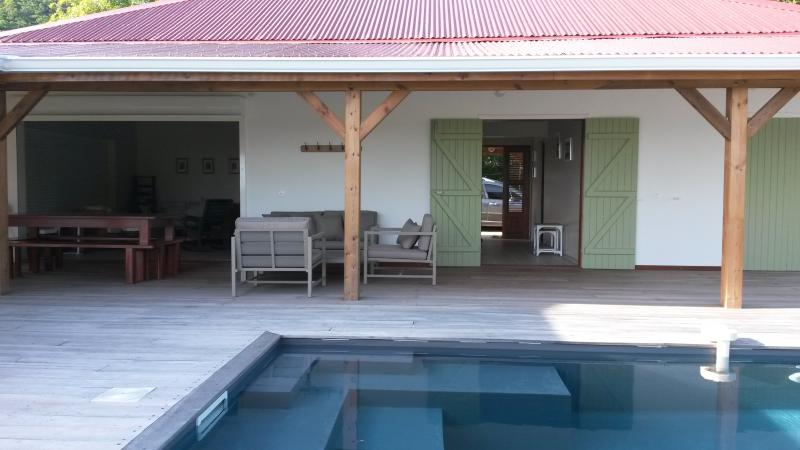 Villa Jacaranda, vacation rental in Marie-Galante
