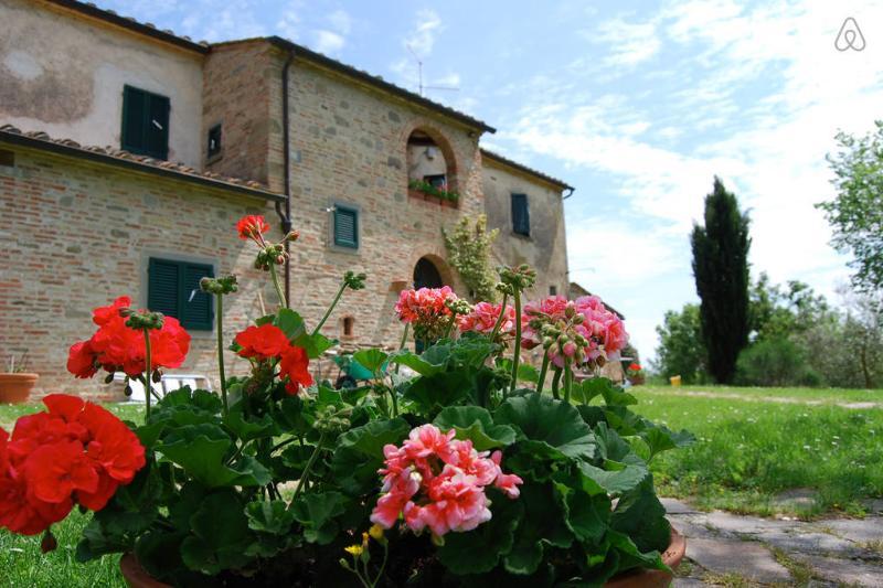 casale le piagge, location de vacances à Foiano Della Chiana