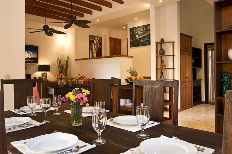 Área de jantar / estar
