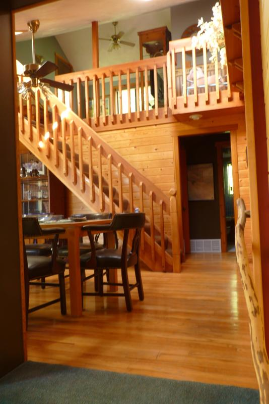 Main Level and Loft