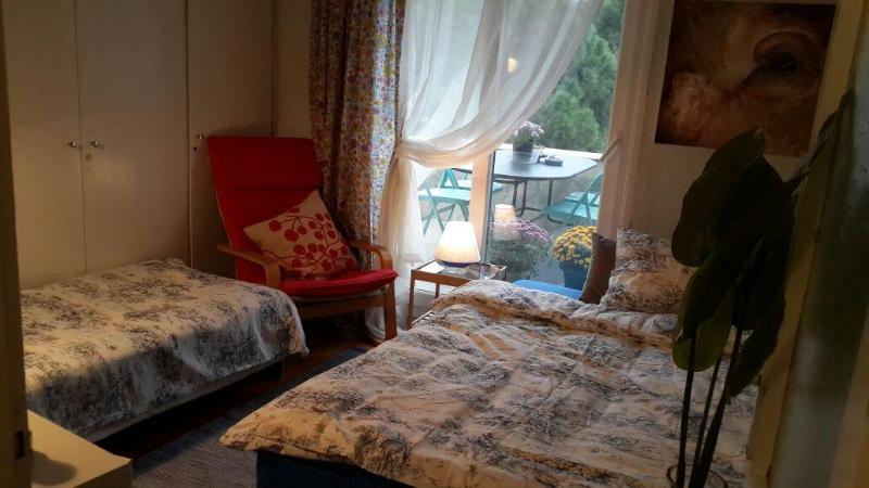 1 Einzelzimmer, 1 Doppelbett