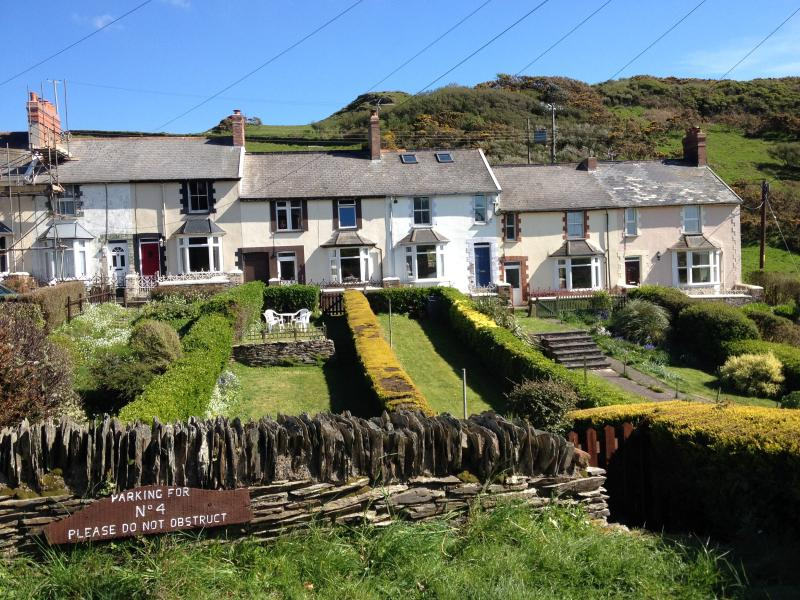 Ada's Terrace, Mortehoe.