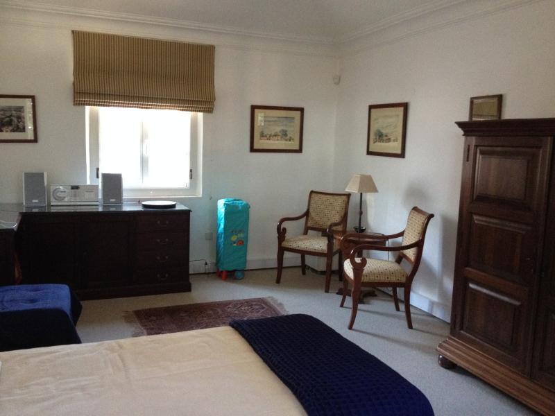 Chambre avec air conditionné