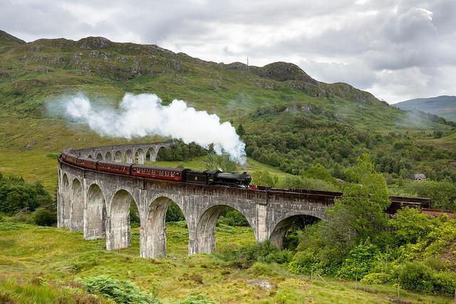 The Hogwart Express