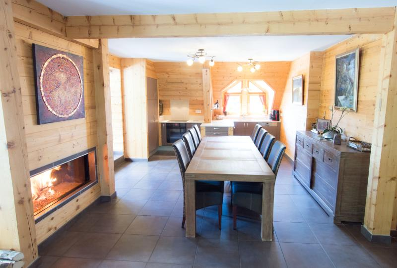 Table salle à manger - 2,60 m