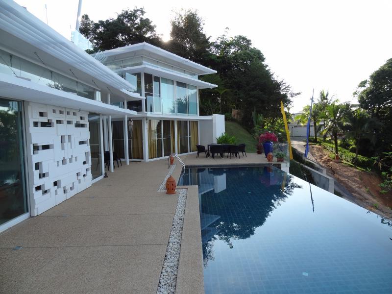 Zona ponte piscina