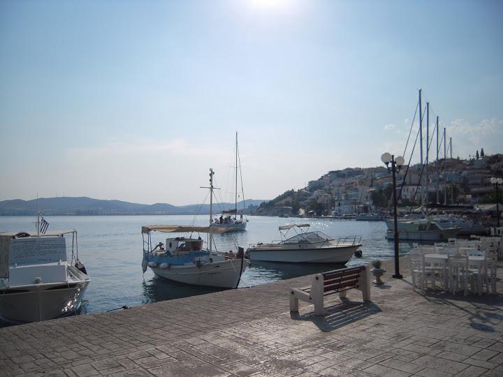 Ermioni in Peloponnese/Greece