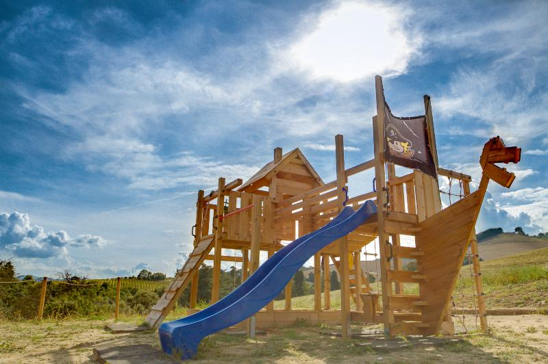The ' Pirate Ship ' Playground for your kids