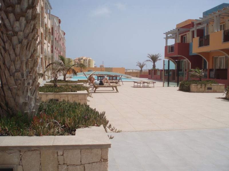 Two Bedroom Apartment - Por do Sol - Praia Cabral, holiday rental in Sal Rei