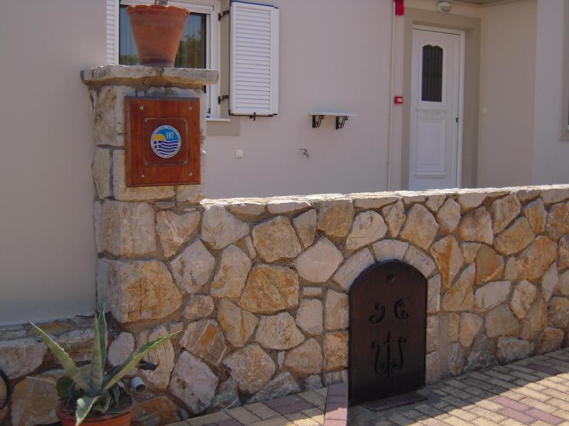 Certified villa by the Greek National Tourism Organization (G.N.T.O.)