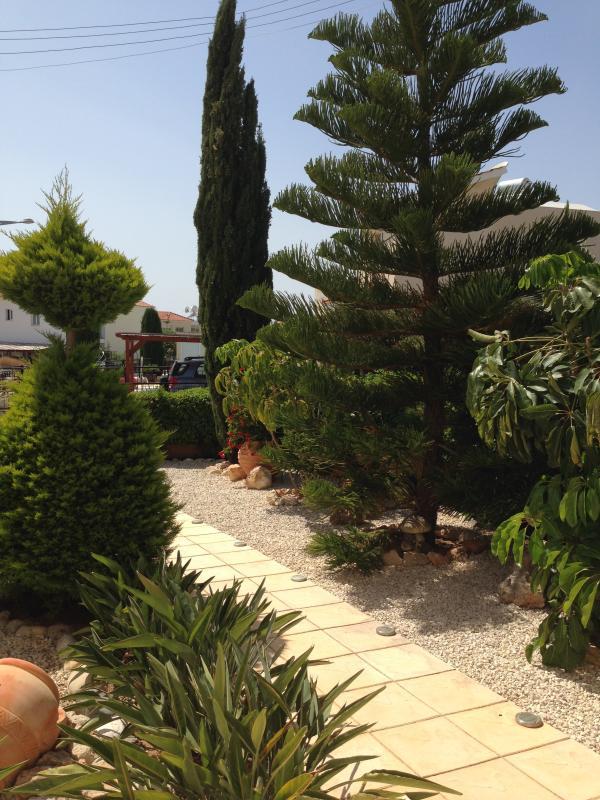 Villa jojo garden