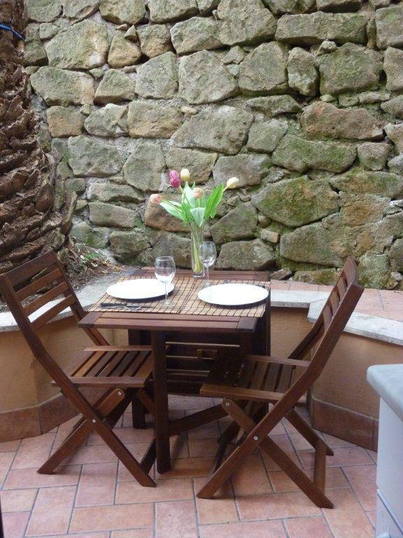 External Dining Corner