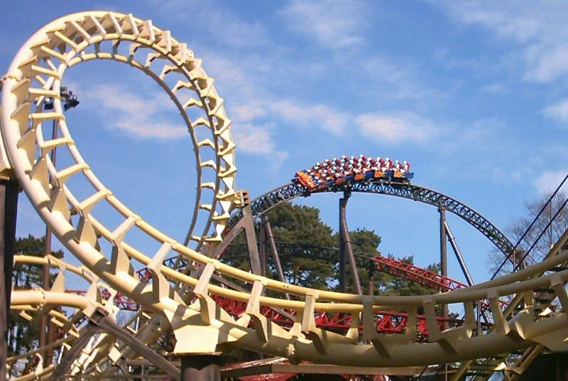 Alton Towers, the country;s most popular attraction,  is less than half an hours drive away