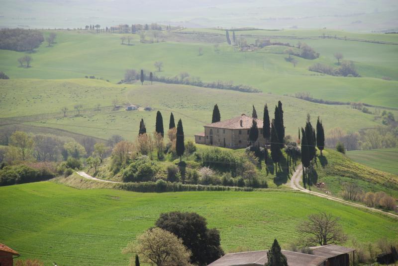 LA SCALA 1572, holiday rental in Bagno Vignoni