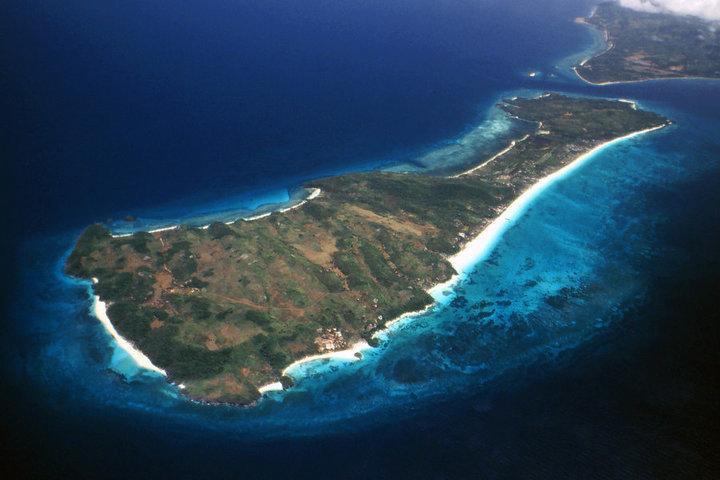 Boracay Island.
