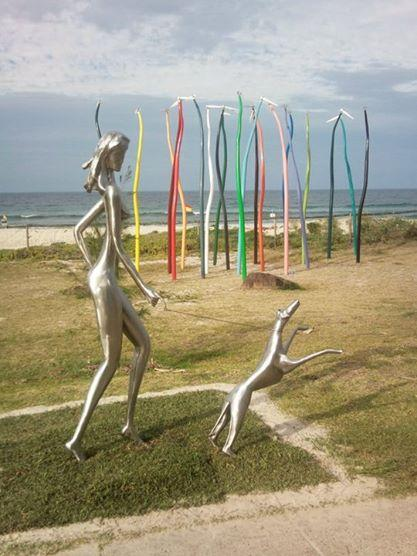 Swell Sculpture Festival - September every year