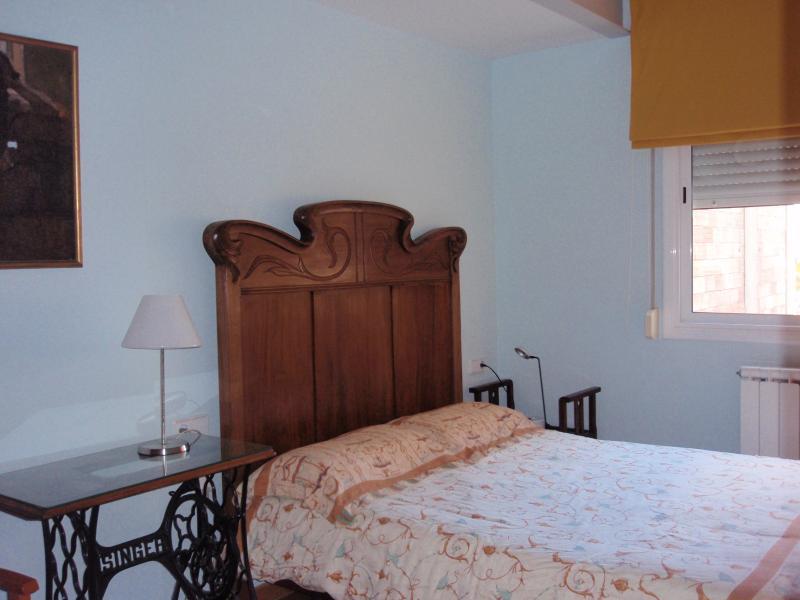 'Art nouveau'slaapkamer/ 'Modernist' bedroom