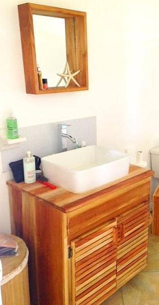 Sunrise bedroom bathroom - spacious and modern