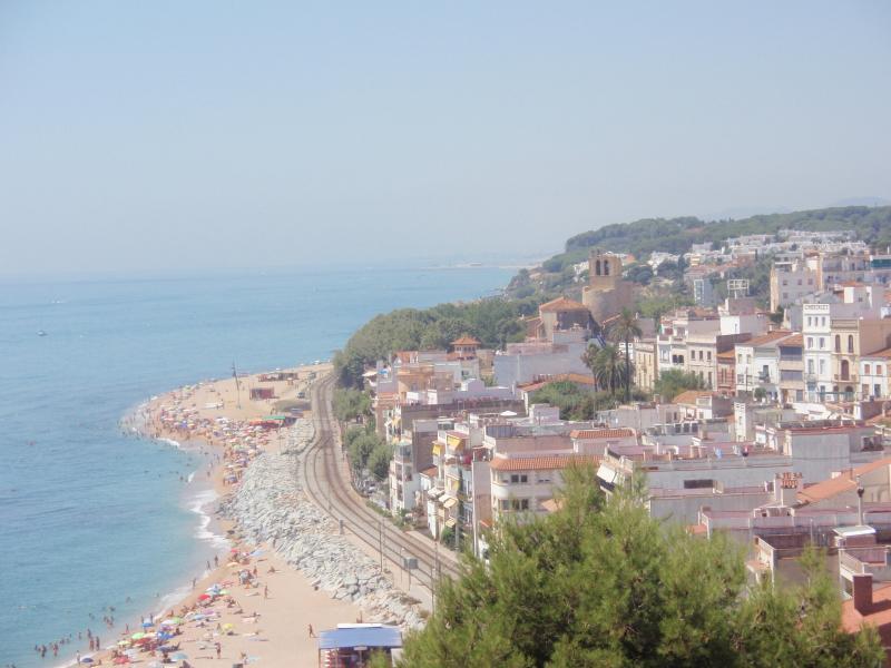 Omgeving/Surroundings: Sant Pol de Mar