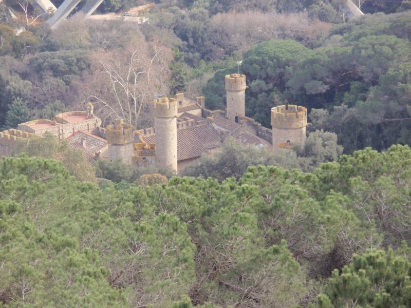 Kasteel/Castle Santa Florentina