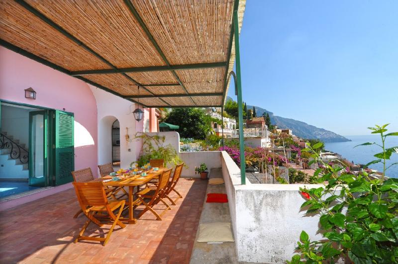 Villa Rosa, holiday rental in Positano