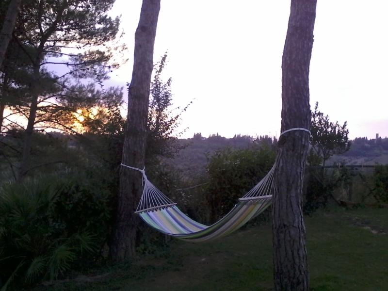 Need relax?... the best place is the hammock !