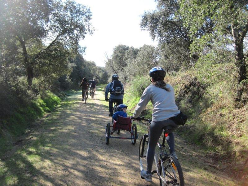 Balade à vélo dans la Serra de Sintra