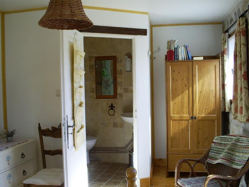 Baño en suite dormitorio 'Gashe'.