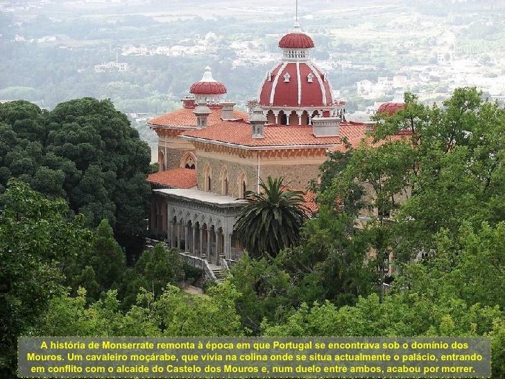 Monserrate Palace-Sintra