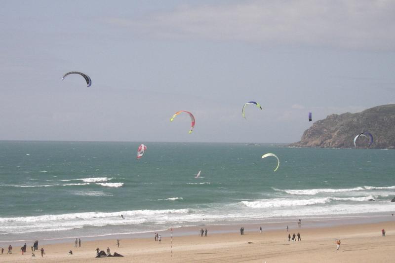 Kite surf à Praia Guincho-Cascais