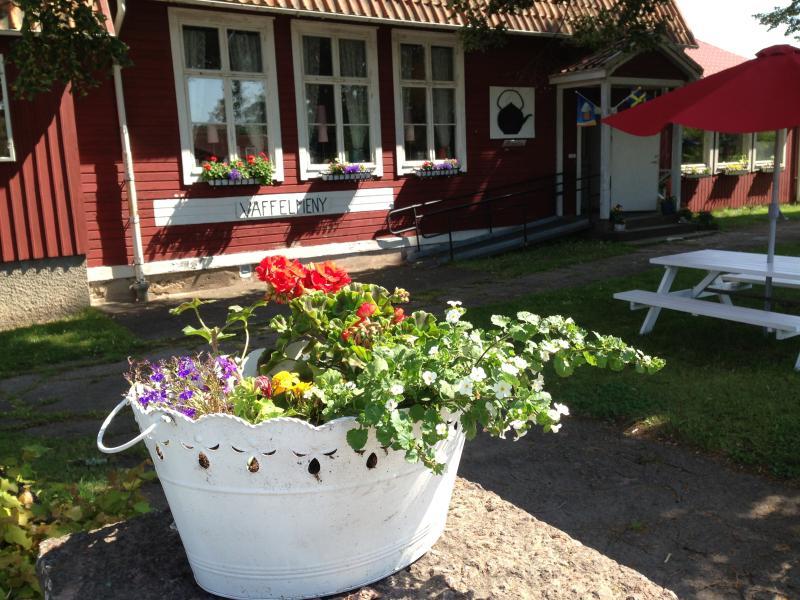 Edith och Julia B&B – semesterbostad i Kalmar