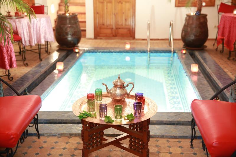 pool Riad