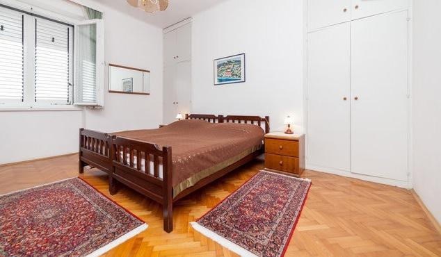 Uno de dos dormitorios dobles