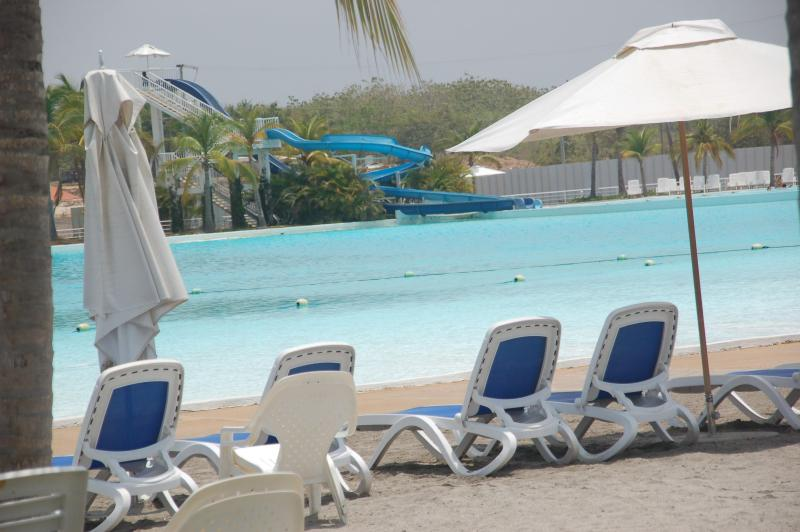 Largest Swimming Pool in North & Central America (Members only)