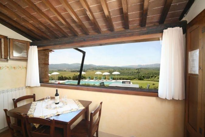 APARTMENT GIRASOLE 2602, Ferienwohnung in Colle di Val d'Elsa