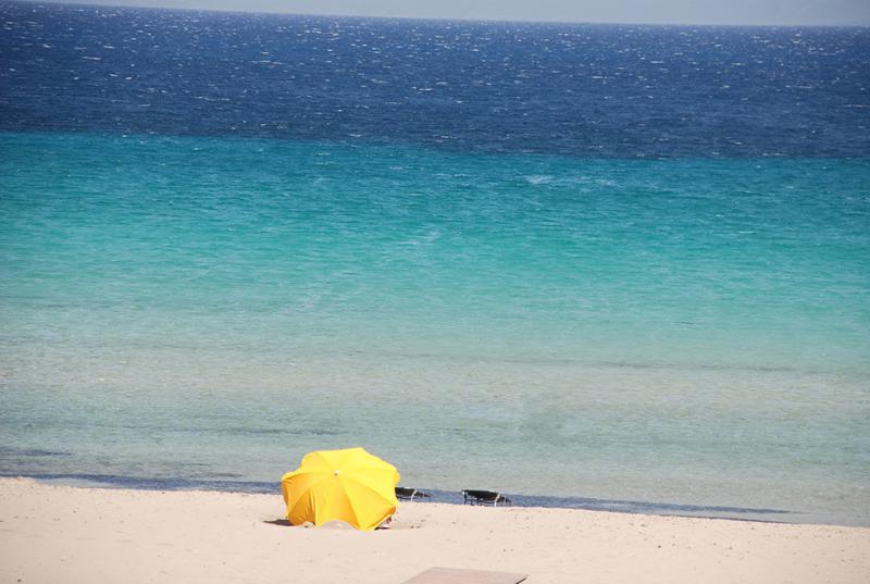 spiaggia e mare a Coequaddus - a 20/30 minuti auto