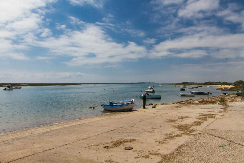 Cabanas is a stunning water front village with a very traditional Portuguese feel