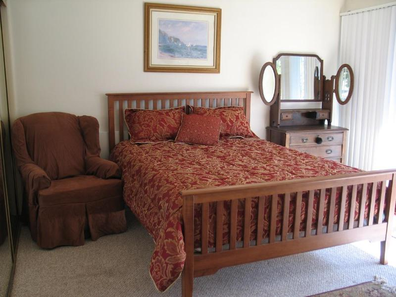 Main Bed Area