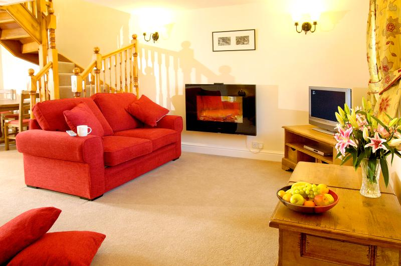 Spacious living with quality & character - 2 double sofa beds for extra guests