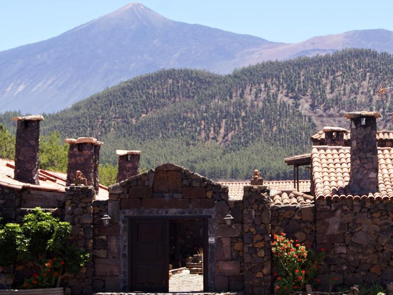 Caserío Los Partidos, alquiler de vacaciones en Santiago del Teide