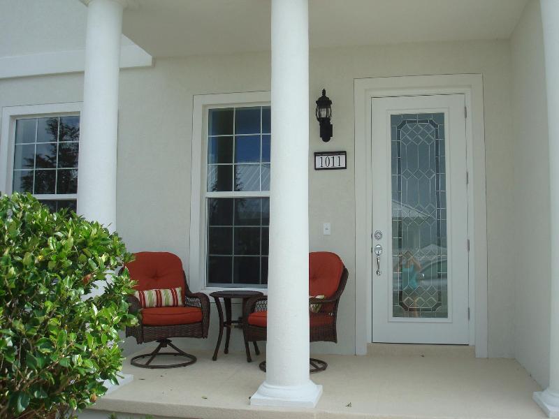 Puerta/porche