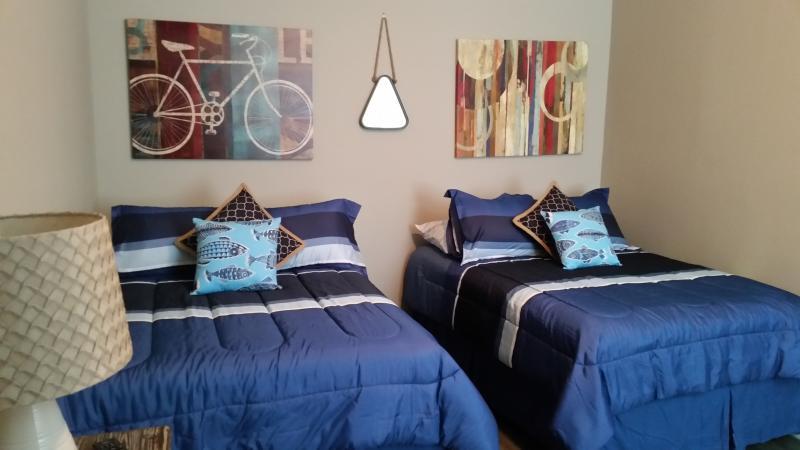 Chambre 3 - lits