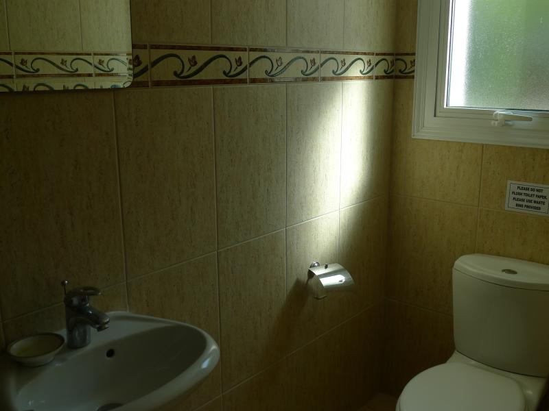 Guest WC completes the ground floor.