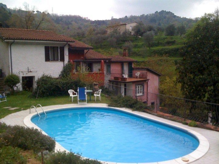 Il Mulino tra Liguria e Toscana 2/4 pax + cane, vacation rental in Giucano