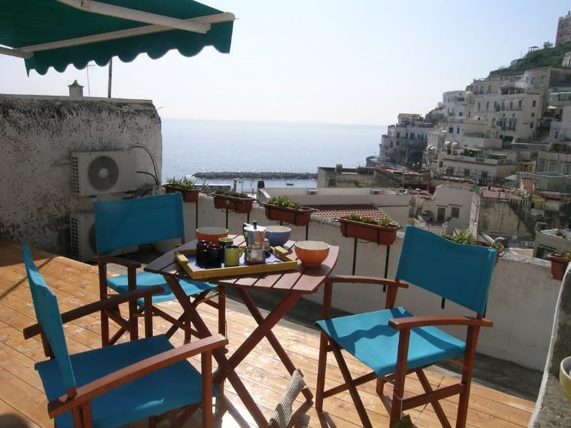 La Maddalena with sea view, casa vacanza a Atrani